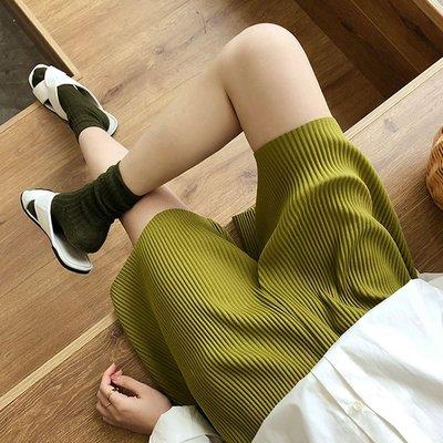 夏款寬鬆壓皺休閒短褲