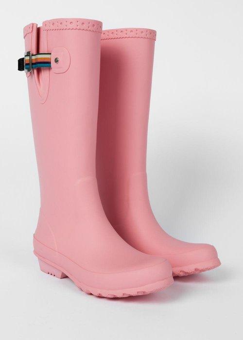 ♡歐日美加 LuLu代購♡ Paul Smith 粉紅 雨靴 雨鞋   38(CN35.5) 現貨 免運