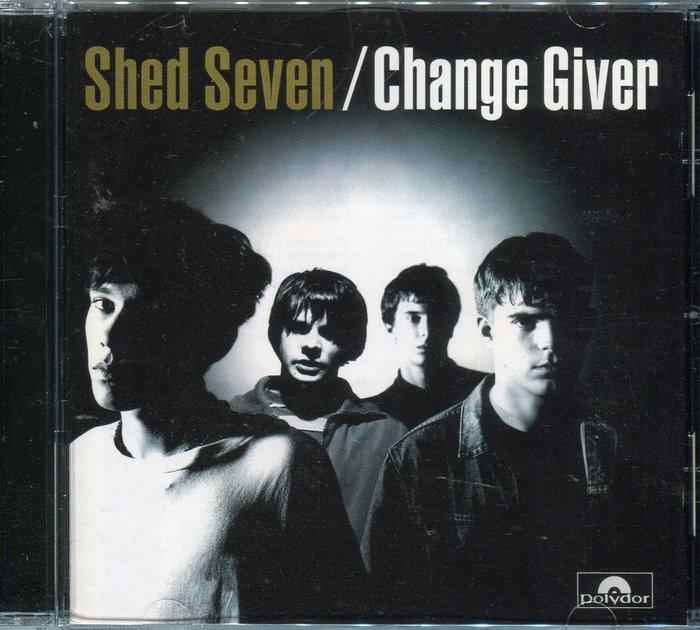 【塵封音樂盒】Shed Seven - CHANGE GIVER