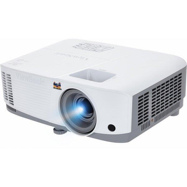 高傳真音響【ViewSonic PG603W】3600流明 WXGA USB讀取投影機│隨行會議簡報
