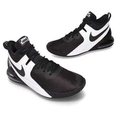 【吉米.tw】NIKE AIR MAX IMPACT 白黑 籃球鞋 熊貓 大氣墊 高筒  CI1396-004 MAR