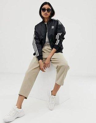 ~The Black Dan Moccani~ Adidas Originals Locked Up 三葉草 飛行外套