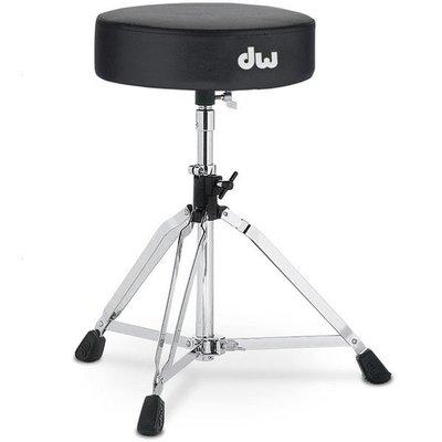《民風樂府》美國 DW 3000系列 CP3100 鼓椅 黑色舒適皮面 高質感 頂級品牌 全新品公司貨 現貨在庫