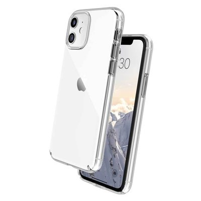 caudabe lucid clear-iPhone 11-crystal