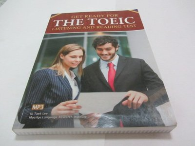 GET READY FOR THE TOEIC Listening and Reading TEST(附MP3)》