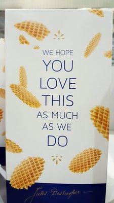JULES DESTROOPER 奶油鬆餅 每盒3包共500公克-吉兒好市多COSTCO代購