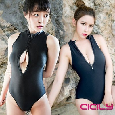 CICILY仲夏之夢沙灘比基尼半露乳泳衣泳裝cos死庫水cosplay動漫服裝女漫二次元M50009