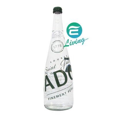 【易油網】BADOIT 氣泡天然礦泉水 氣泡水  750ml X 12瓶