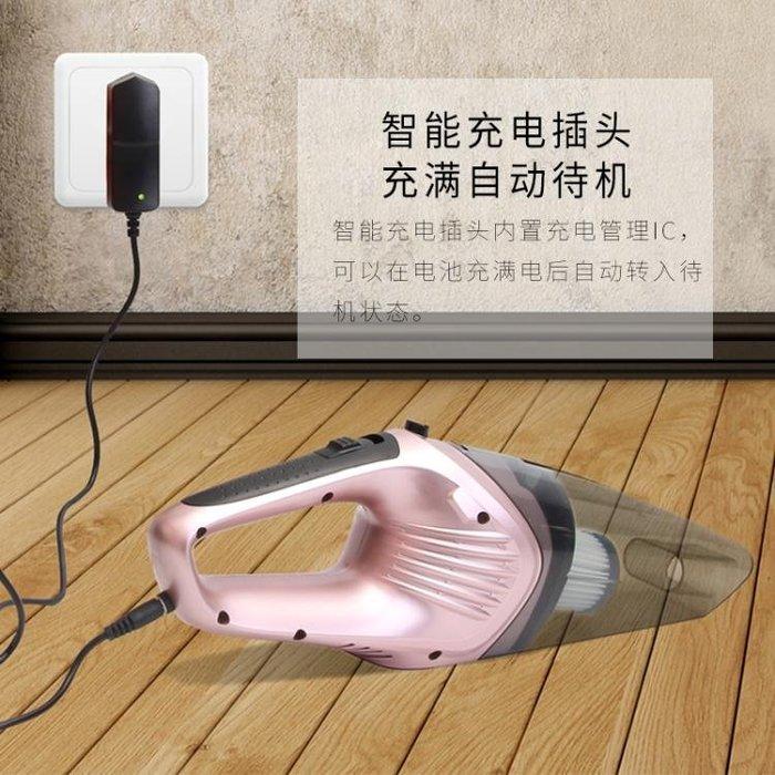 車載吸塵器無線吸塵器車內車用汽車家用12v120W大功率充電式強力