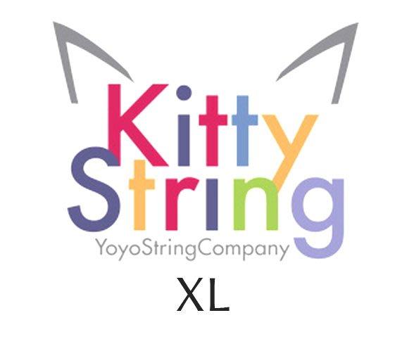 奇妙的溜溜球世界 Kitty String 貓線 XL 選擇多樣 專業比賽競技用 技術繩 高品質專用線 一包十條