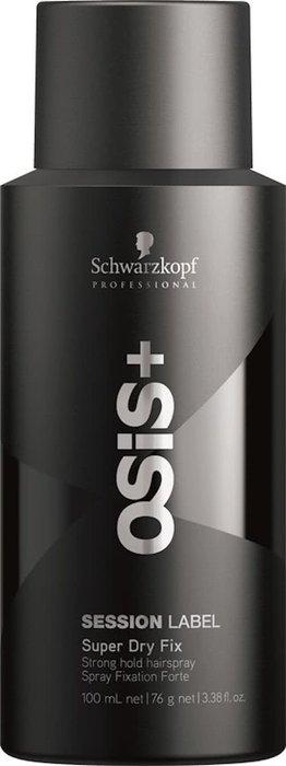 Schwarzkopf OSIS 施華蔻 黑魔髮系列 黑颶風 100ML【小7美妝】