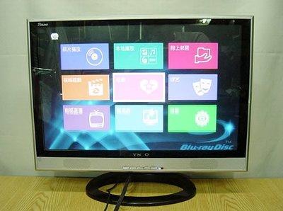 @保固3個月【小劉二手家電】SANCO 19吋鏡面電腦液晶螢幕,有紅黃白AV端子,可接DVD、監視器,舊壞機可修理/回收