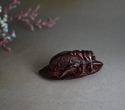 印度小葉紫檀  -  一夜成名 -   高油密老料  T801