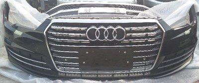 AUDI/奧迪 A7/前保/保桿/水箱罩/小改款