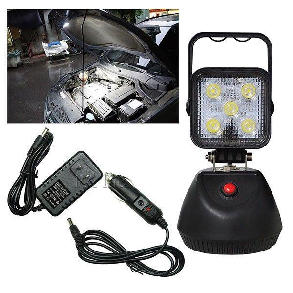 【PA LED】LED 充電式 手持 手提燈 磁吸 工作燈 露營燈 車輛維修 緊急照明 釣魚 戶外照明 三段模式
