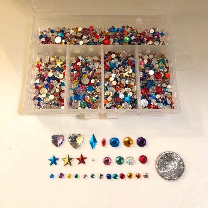 手工藝材料 DIY 水鑽