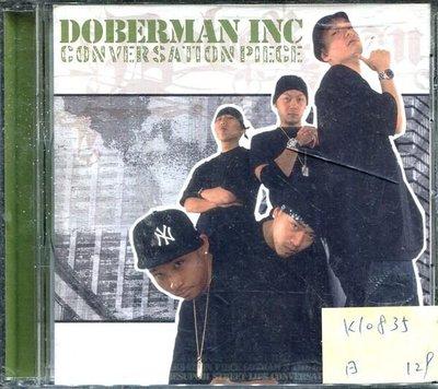 *真音樂* DOBERMAN INC / CONVER SATION PIECE 日版 二手 K10835(下標賣1)