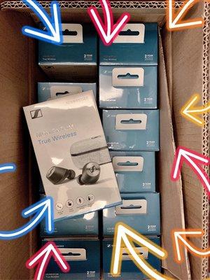 【二寶媽】 現貨在台 兩年保固 聲海 Sennheiser MOMENTUM True Wireless 已到貨
