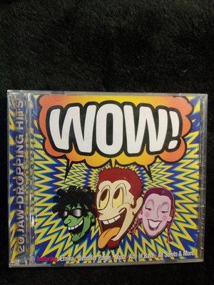 WOW! - 20 JAW-DROPPING HITS - 1998年環球唱片版 - 碟片9成新  - 81元起標