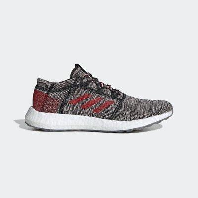南 2019 1月 ADIDAS PUREBOOST GO BOOST 哲 中國風 灰紅色 F36193 愛迪達 慢跑鞋