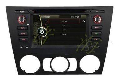 BMW e91音響 e93 e92 e90專用機 318i 320i 325i DVD TV 含導航 倒車鏡頭 BMW音響主機 DVD主機