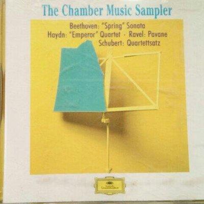 THE CHAMBER MUSIC SAMPLER