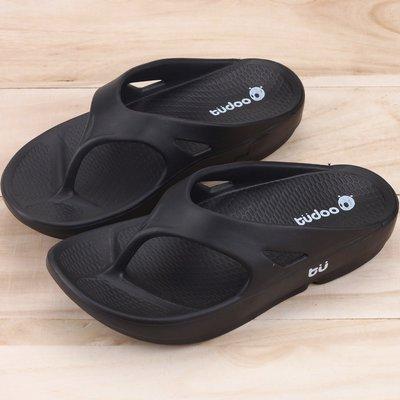 Ovan 男女款 牛頭牌 NewBuffalo 土豆星一代 MIT防滑防水高彈力 厚底拖鞋 土豆星鞋 海灘拖鞋 黑色