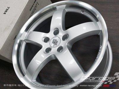 德朋國際 / Oettinger Sports Rim Type RE 19吋 經典式樣鋁圈 AUDI VW SKODA