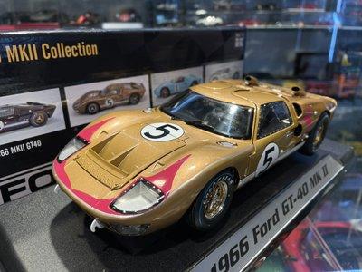 吉華科技@ 1/18 ACME SC-403 #5 1966 MKII GT40