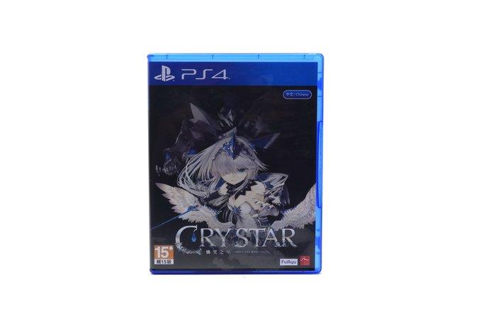 【橙市青蘋果】PS4:慟哭之星 Crystar 中日文合版 #39187