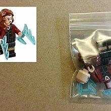 全新未砌 Lego 76031 Marvel Super Heroes - Scarlet Witch人仔 1隻
