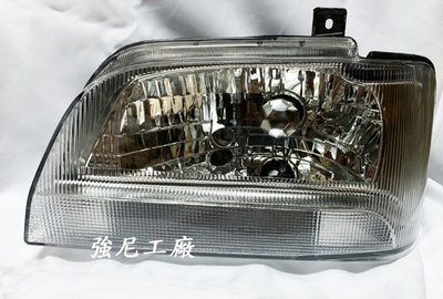 ☆☆☆強尼工廠☆☆☆全新 FORD 福特 PRZ 好幫手 PRONTO EVERY 原廠型 晶鑽 大燈