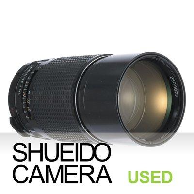 集英堂写真機【3個月保固】良上品 PENTAX 67 6X7 SMC P 300mm F4 中片幅 望遠鏡頭 20979