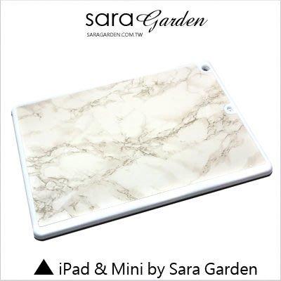 客製化 iPad Mini 1 2 3 4 iPad 5 6 Air 保護殼 大理石【N0222007】
