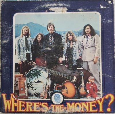 {夏荷 美學生活小舖}西洋黑膠 DAN HICKS&HIS HOT LICK-Where's The Money