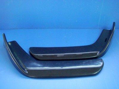 小亞車燈╠ 全新 BMW E36 E46 E39 M3 前保桿 AC 二片式 下巴 定風翼 ABS 材質