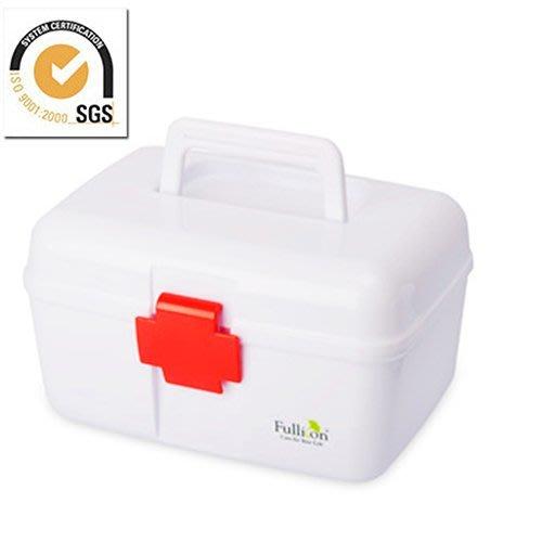 金德恩 大容量需求配置專屬醫藥箱/急救箱/收納箱