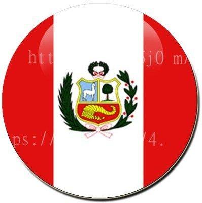 〈世界國旗〉秘魯 國旗胸章