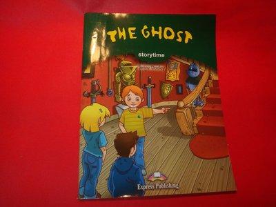 【愛悅二手書坊 08-51】The Ghost Pupil's Book  Jenny Dooley/著
