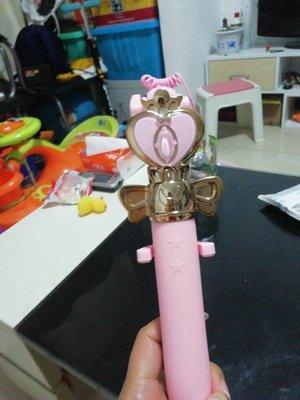 美少女戰士 星月棒  自拍杆 自拍神器   美少女戦士セーラームーン