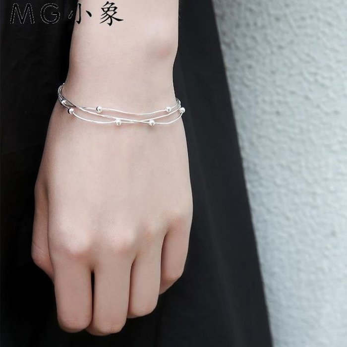 手鍊  韓版時尚百搭簡約個性手鍊