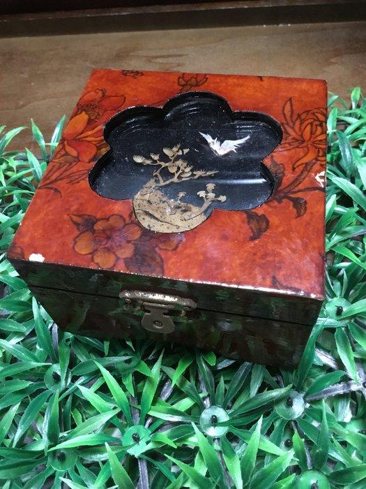 古典 珠寶盒 (A款)早期首飾盒 收藏紀念