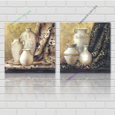 【60*60cm】【厚0.9cm】花瓶-無框畫裝飾畫版畫客廳簡約家居餐廳臥室牆壁【280101_239】(1套價格)