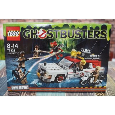 【樂GO】  LEGO 樂高 75828 Ghostbuster 魔鬼剋星 抓鬼車 全新未拆 現貨