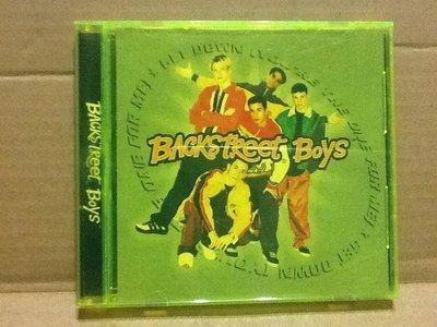 ~拉奇音樂~Backstreet Boys GET DOWN [YOU'RE THE ONE FOR ME ]二手(單)