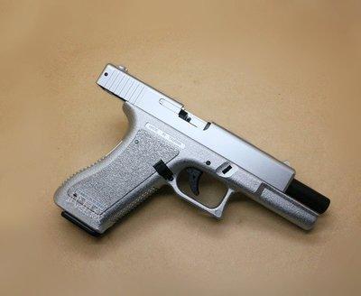 台南 武星級 FC G17 空氣槍 S(BB槍BB彈玩具槍短槍擬真槍手槍假槍cosplay GLOCK17 克拉克 17