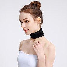 北極絨自發熱保護頸椎脖套女保暖肩頸熱敷帶脖子頸托家用成人舒適 新時代家居
