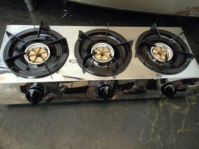高雄【小周的店】三口海產爐。中壓快速爐。