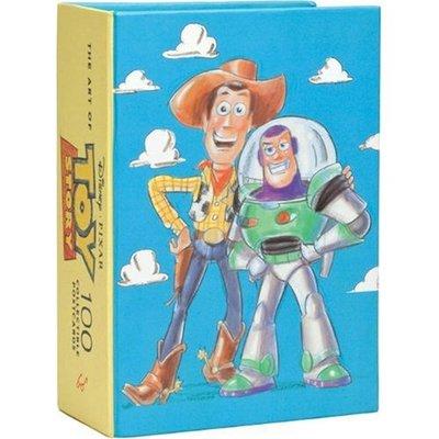 DISNEY × PIXAR 2009 Postcard Box 迪士尼皮克斯100張經典珍藏版明信片(進口)