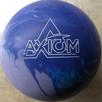 美國進口保齡球STORM品牌AXIOM風暴飛碟球直球玩家喜愛的品牌11磅